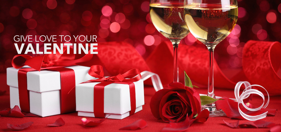 FEBRUARY & VALENTINE'S DAY SPECIALS